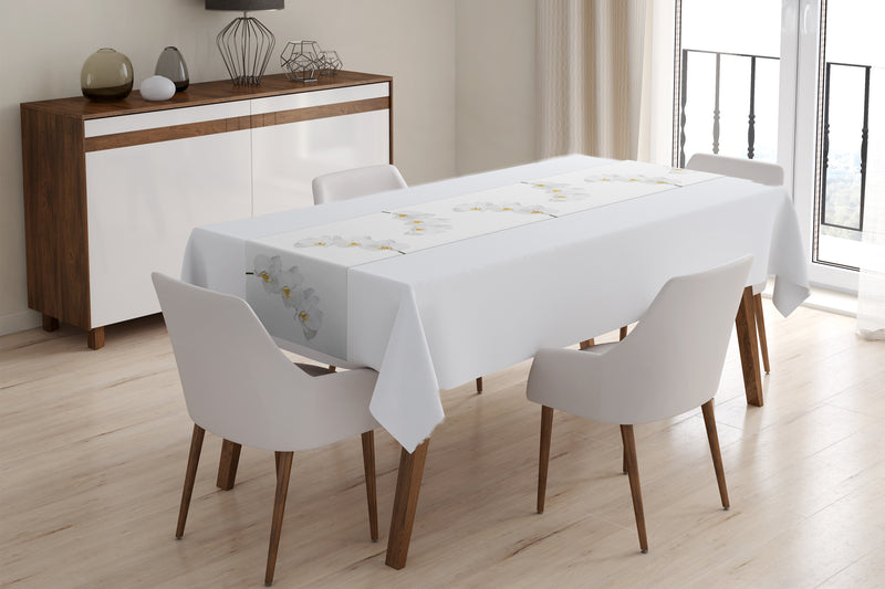 Table Runner Snow White Beauty - Wellmira