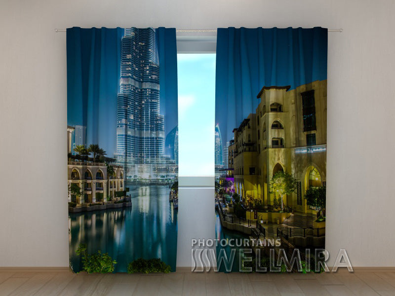 Photo Curtain Time - Wellmira
