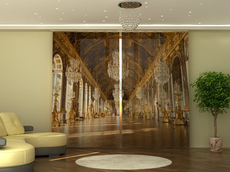 Photo-curtain Versailles W290xH250 cm - Wellmira