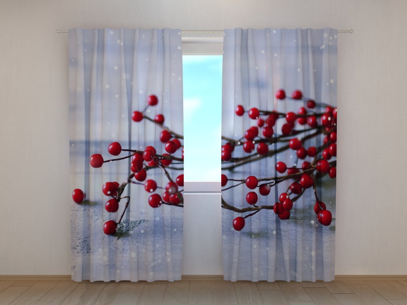 Photocurtain Xmas Decoration - Wellmira