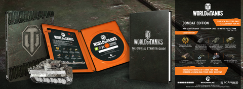 World of Tanks PC Combat Edition