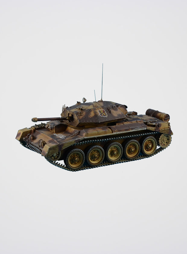 World of Tanks Crusader III Tank Model Kit (1:35)