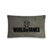 World of Tanks Big Cat Pillow