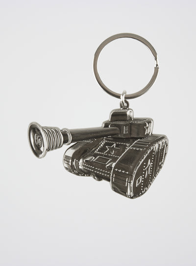 World of Tanks Keychain Pewter Tanks a Lot!
