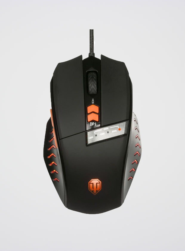 World of Tanks KONIX M-25 Master Mouse