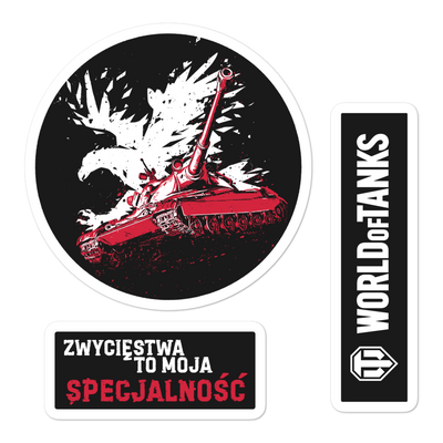 World of Tanks 60TP Lewandowskiego stickers