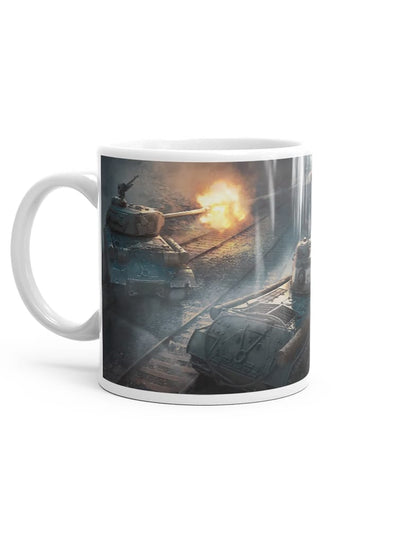 """ Road to Berlin"" Mug"