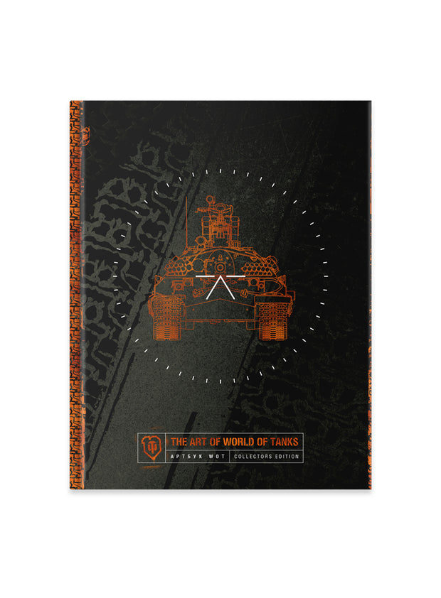 World of Tanks Artbook - 10th Anniversary