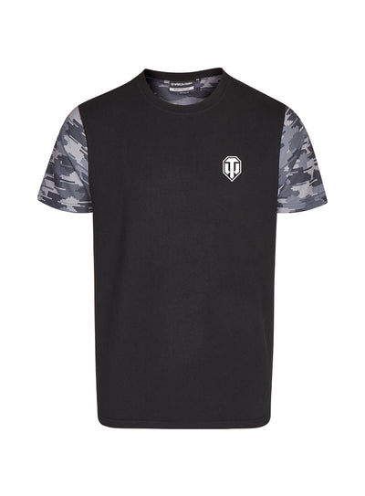 World of Tanks Logo T-Shirt digital Camo