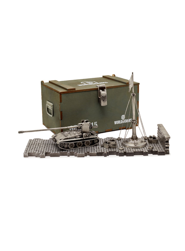 World of Tanks Diorama Grille 15