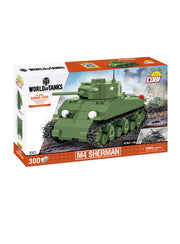 World of Tanks Cobi Blocks M4 Sherman  1:48