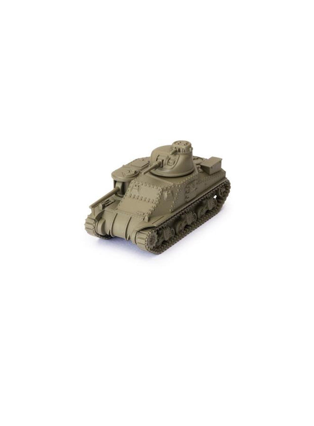 World of Tanks Miniatures Game - Expansion Pack M3 Lee