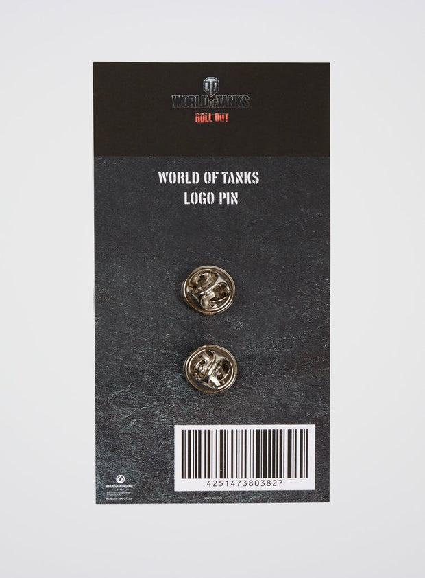 World of Tanks Enamel Pin