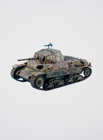 World of Tanks P26/40 Limited Edition Tank Model Kit (1:35)
