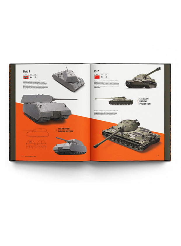 World of Tanks Artbook - 10th Anniversary: Collectors Edition