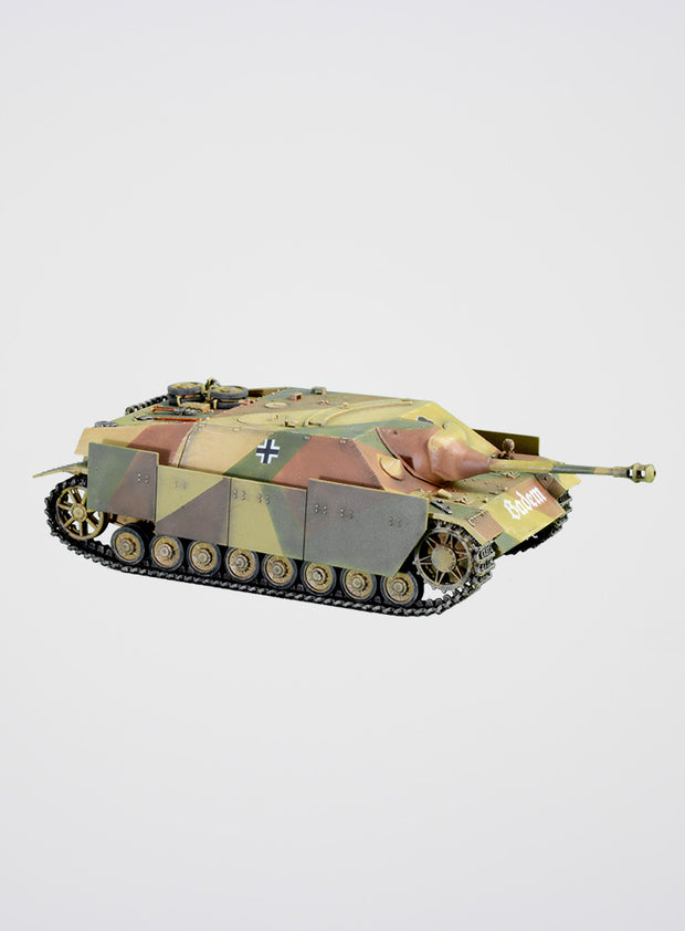 World of Tanks Model Kit Jagdpanzer IV (1:35)