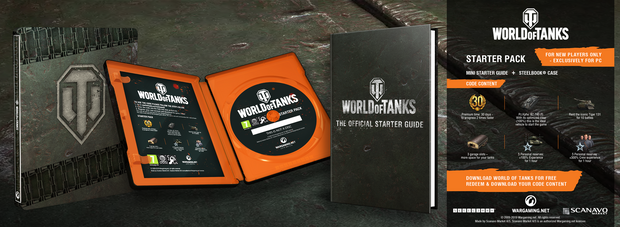 World of Tanks PC Starter Pack