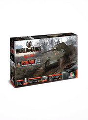 World of Tanks Model Kit P26/40 Limited Edition (1:35)