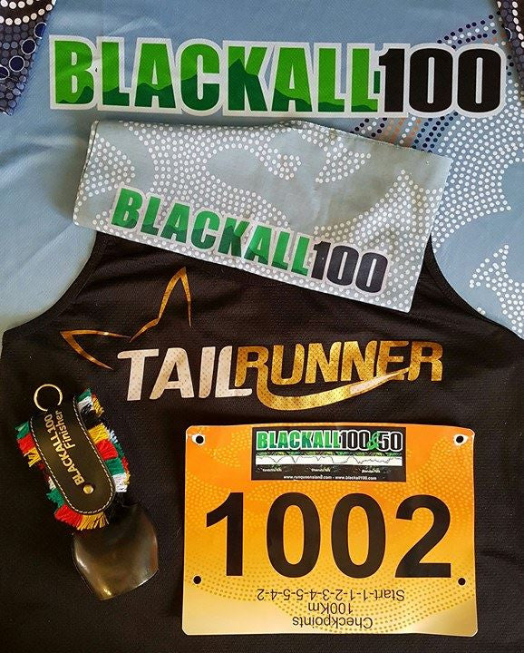 Blackall100 (106km) Mapleton Qld 22/10/16