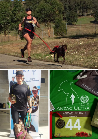Karen Barrett course record holder of ANZAC Ultra 150km solo