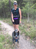 No shock Hands Free Bungee Leash similar to Ezy Dog and Ruff wear for running and walking made by TailRunner (Tail Runner)