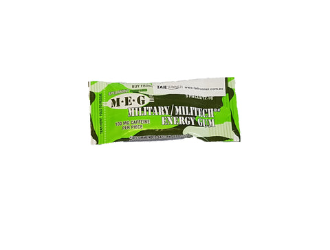 Caffeine Gum similar to stay Alert and No Doze off