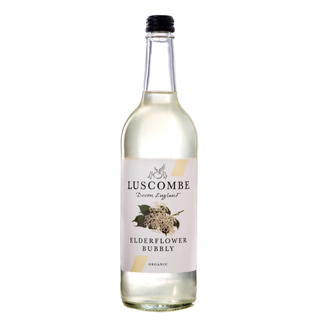 Luscombe Wild Elderflower Bubbly 740 ml