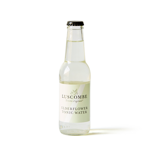 Luscombe Elderflower tonic water 200 ml