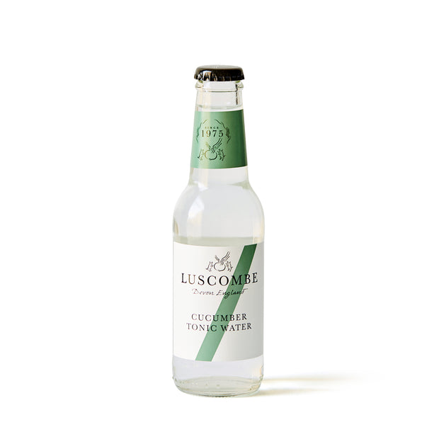 Luscombe Cucumber tonic water 200 ml
