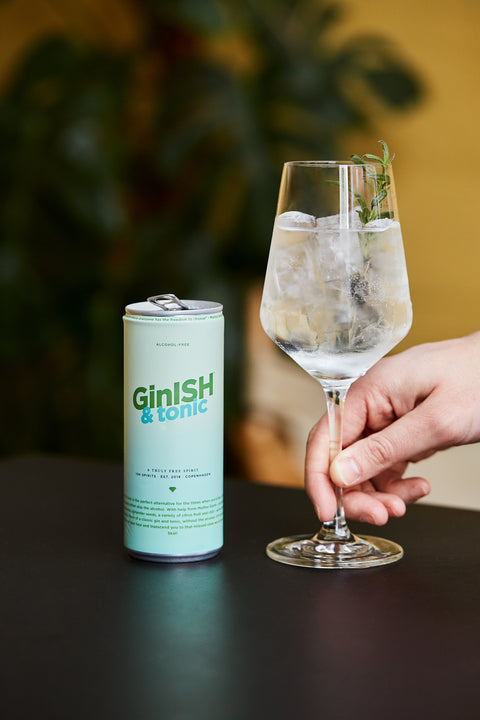 Ish Spirits - Ginish&Tonic 250ml
