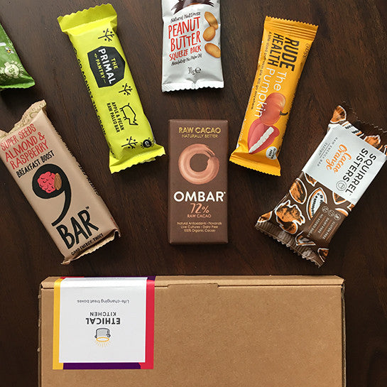 Ethical Kitchen Subscription Treat Boxes