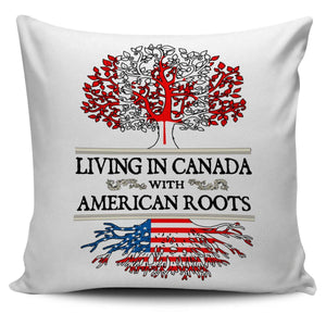 Living in Canada With American Pillow Covers !