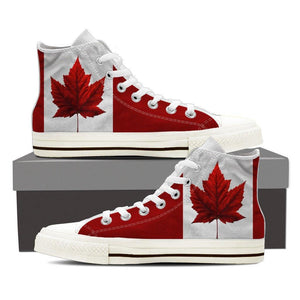 Canada Maple Leaf Shoes