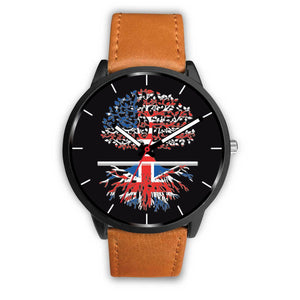 Special British American Watch !