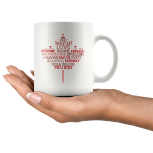 Special Maple Leaf Mug