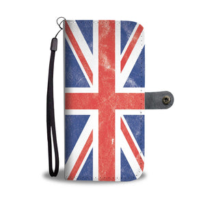 Uk Flag Wallet Phone Cases