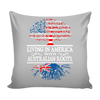 American Australian Pillow Cover