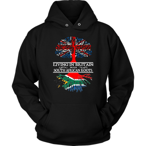 Living in Britain With South African Roots Shirt