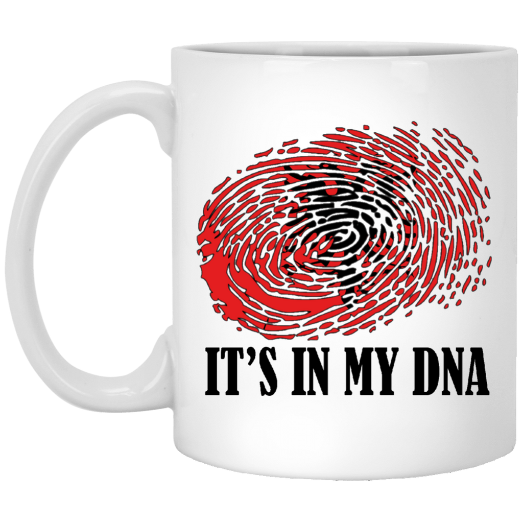 Albania it's In my Dna Mug