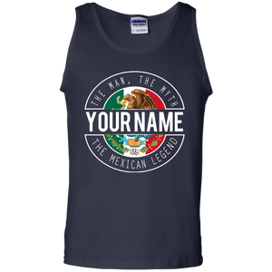 The Mexican Legend Personalized Shirt
