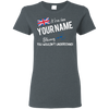 It's a british thing personalized shirt