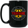 German Legend Personalized Mug