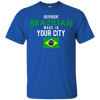 Personalized With Your Brazil City/town Shirt