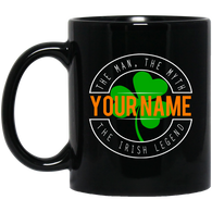 The Irish Legend Personalized Mug