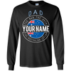 Dad The Australian Legend Personalized Shirts