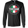 The Italian Legend Personalized Shirt