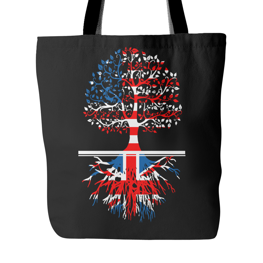 American British Roots Totes