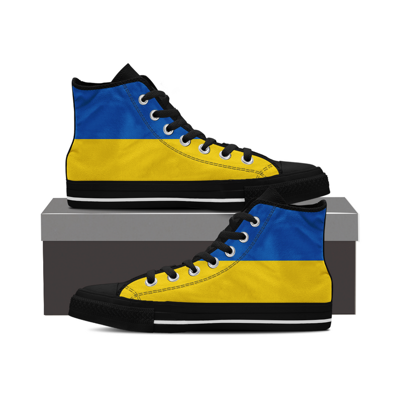 Ukraine Shoes Special Edition