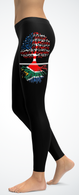 American South African Roots Leggings