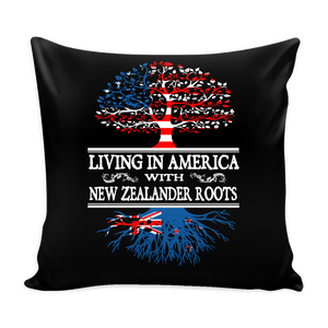 New Zealander Roots Pillow Cover !